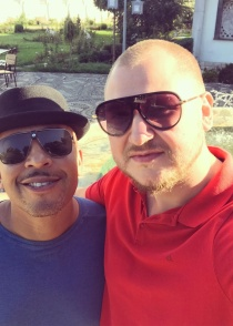 Lou Bega has performed in Zolotoy Gorod