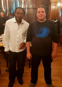 Dr.Alban has performed in Ufa and Chelyabinsk!