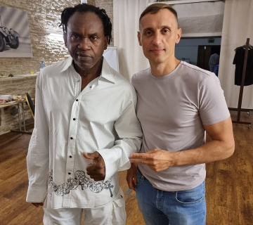 Dr Alban has performed at private event in Tallinn (07.08.2021)