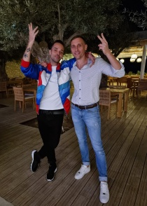 Fly Project has performed in Paphos