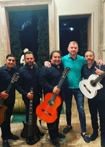 Manolo – the Voice of Gypsies has performed in Marbella