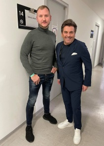 Thomas Anders has performed in Prague and Ostrava