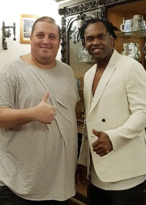 Dr.Alban has performed in Novosibirsk and Krasnoyarsk