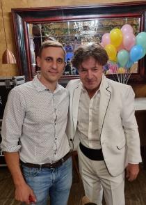 Goran Bregovic has performed in Odessa