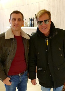 Dieter Bohlen,  Lian Ross and Samantha Fox have performed in Riga and Kaunas