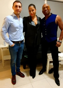 Haddaway, Mr.President and Masterboy have performed in Limassol