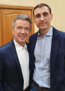 Pupo and Adolfo Sebastiani has performed in Naberezhnye Chelny