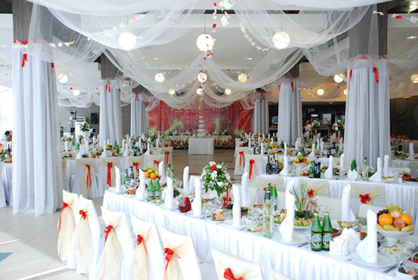 Venue decoration service