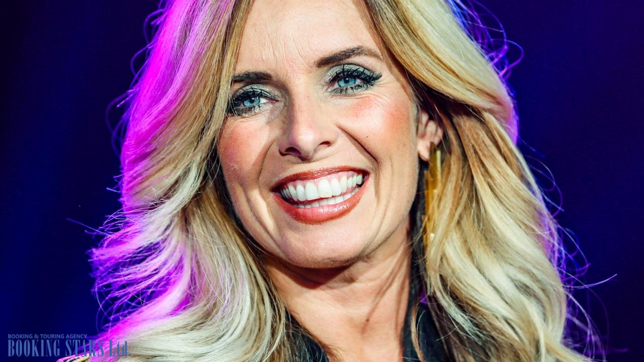 Booking Stars Ltd  Booking & Touring Agency  - Candy Dulfer