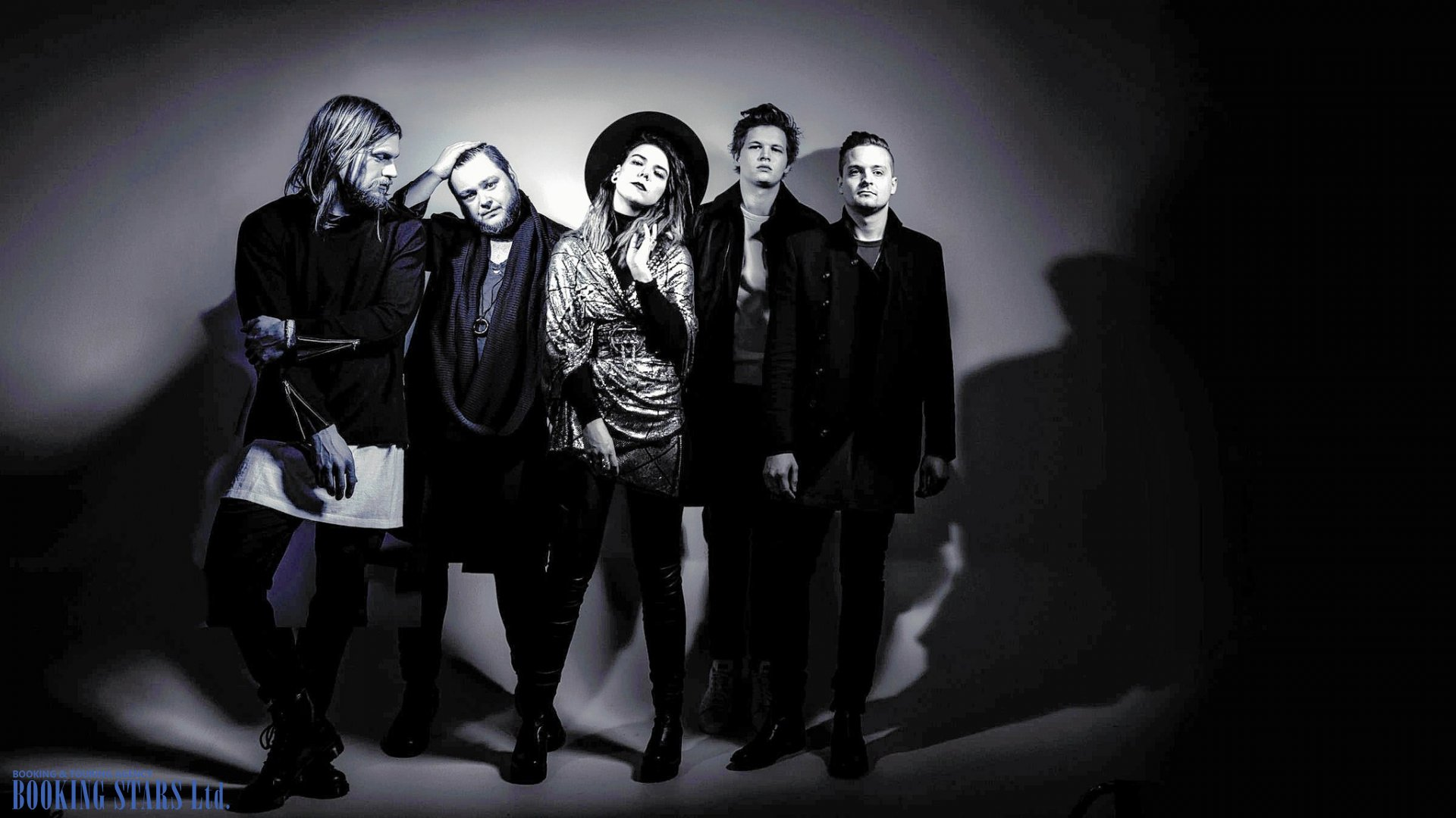 Booking Stars Ltd Booking Touring Agency Of Monsters And Men