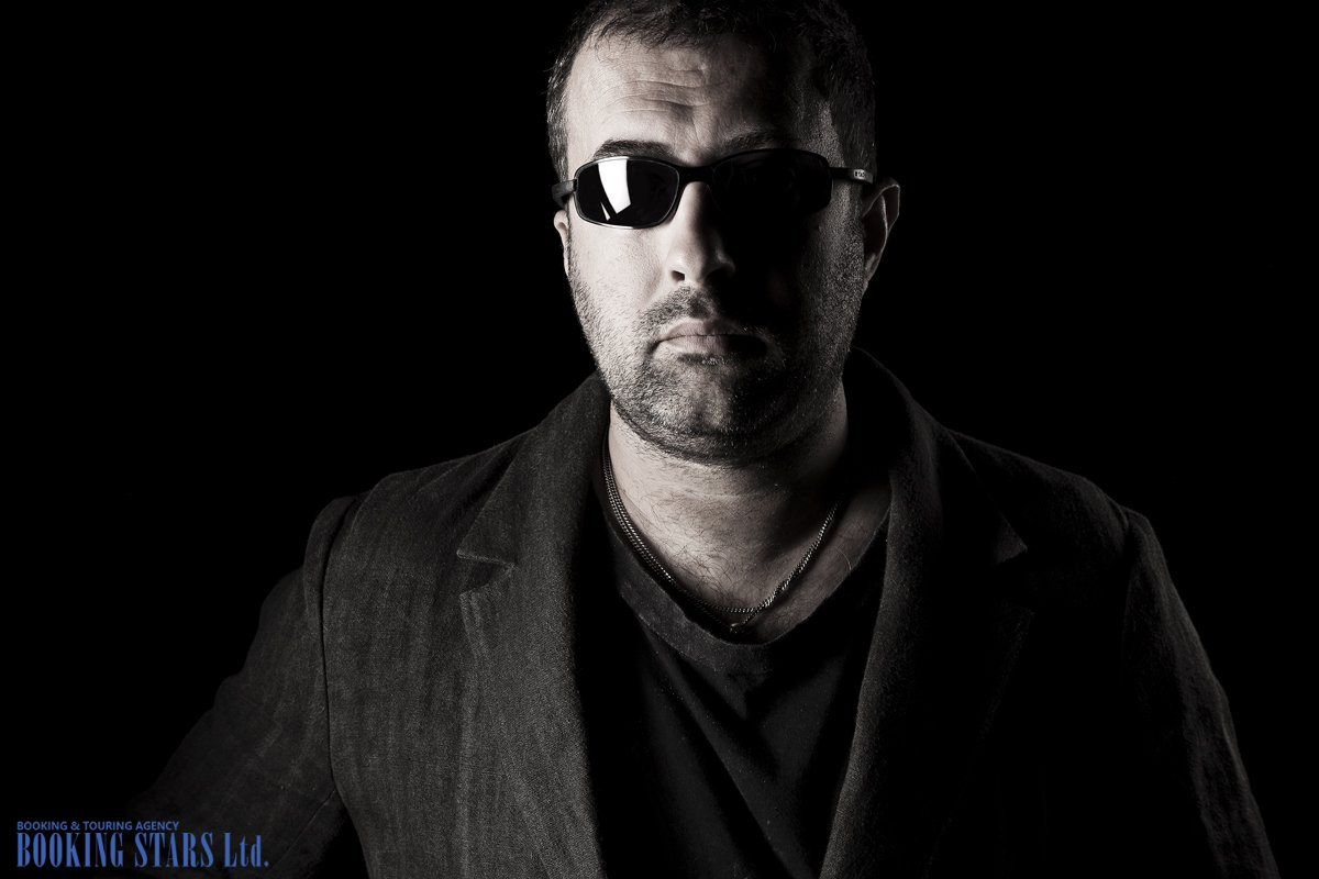 Portrait of English dance music producer and DJ Dave