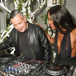 Naomi Campbell & Fat Tony
