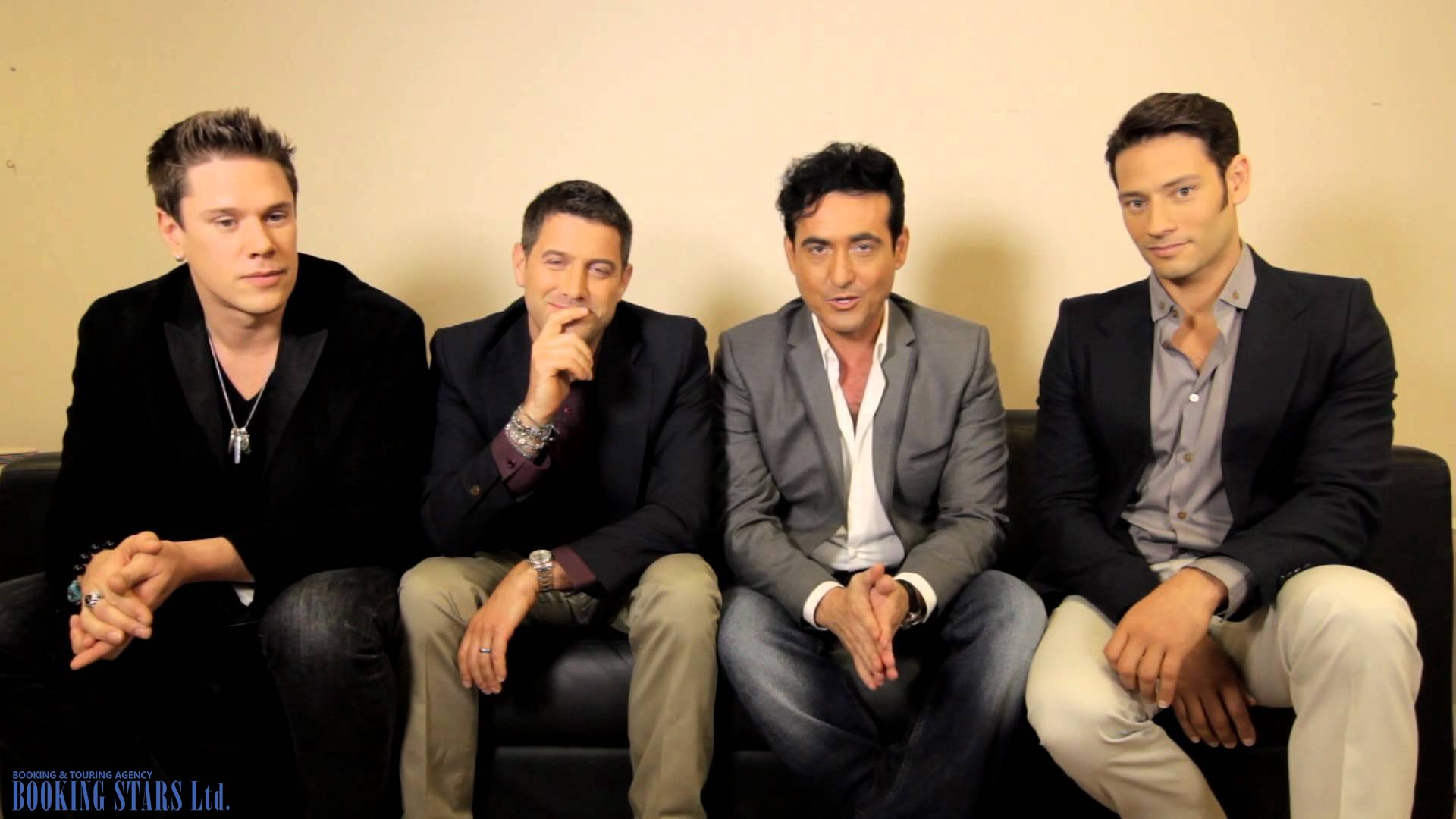 Booking Stars Ltd Booking Touring Agency Il Divo